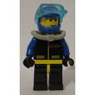 LEGO Aerial Recovery Diver Minifigure