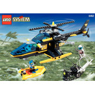LEGO Aerial Recovery Set 6462 Instructions