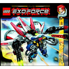 LEGO Aero Booster Set 8106 Instructions
