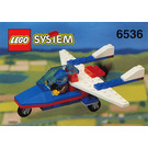 LEGO Aero Hawk Set 6536