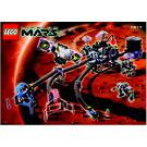 LEGO Aero Tube Hanger Set 7317 Instructions