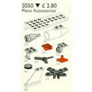 LEGO Aeroplane Accessories Set 5050