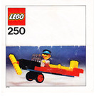 LEGO Aeroplane and pilot Set 250-3 Instructions