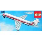 LEGO Aeroplane Set 1611-2