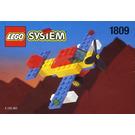 LEGO Aeroplane Set 1809