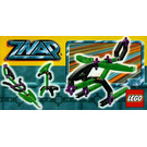 LEGO Aeroplane Set 3505