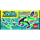 LEGO Aeroplane Set 3505 Instructions