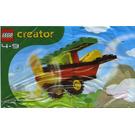 LEGO Aeroplane Set 4019