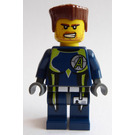LEGO Agent Charge Minifigure