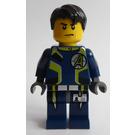 LEGO Agent Chase Minifigure