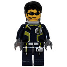 LEGO Agent Chase with Neck Bracket Minifigure