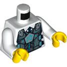 LEGO Agent Jack Fury Minifig Torso (973 / 76382)