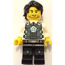 LEGO Agent Jack Fury Minifigure
