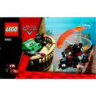 LEGO Agent Mater's Escape Set 9483 Instructions
