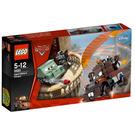 LEGO Agent Mater's Escape Set 9483 Packaging