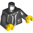 LEGO Agent Max Burns Minifig Torso (973 / 76382)
