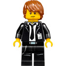 LEGO Agent Max Burns Minifigure