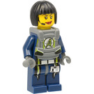 LEGO Agent Swift with Body Armor Minifigure