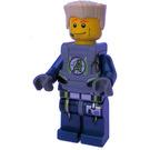 LEGO Agent Swipe Minifigure