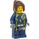 LEGO Agent Trace Minifigure