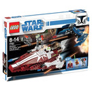 LEGO Ahsoka's Starfighter and Vulture Droid Set 7751 Packaging