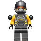 LEGO AIM Agent - Backpack Minifigure