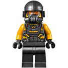 LEGO AIM Agent Figurine