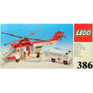 LEGO Air Ambulance Set 386