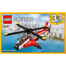 LEGO Air Blazer Set 31057 Instructions
