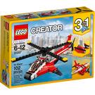 LEGO Air Blazer Set 31057 Packaging