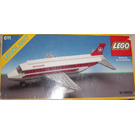 LEGO Air Canada Jet Plane Set 611-2