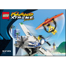 LEGO Air Chase Set 6735 Instructions