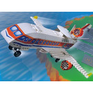 LEGO AIR Patrol Jet Set 4619