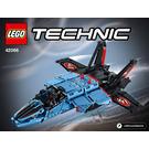 LEGO Air Race Jet Set 42066 Instructions