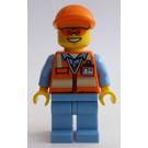 LEGO Air Traffic Controller Minifigure
