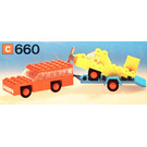 LEGO Air Transporter Set 660