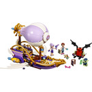 LEGO Aira's Airship & the Amulet Chase Set 41184