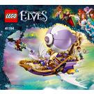 LEGO Aira's Airship & the Amulet Chase Set 41184 Instructions