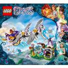 LEGO Aira's Pegasus Sleigh Set 41077 Instructions