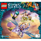 LEGO Aira & the Song of the Wind Dragon Set 41193 Instructions