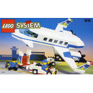 LEGO Aircraft and Ground Support Equipment and Vehicle Set 1818