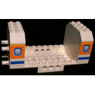 LEGO Aircraft Fuselage with Two Windows