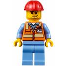 LEGO Aircraft Loader Minifigure