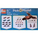 LEGO Aircraft Set 3850009 Instructions