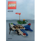 LEGO Aircraft Set 40102 Instructions