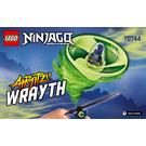 LEGO Airjitzu Wrayth Flyer Set 70744 Instructions