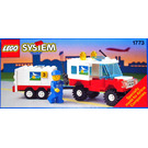LEGO Airline Maintenance Vehicle with Trailer Set 1773