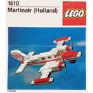 LEGO Airliner Set 1610-2
