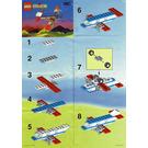 LEGO Airliner Set 1865 Instructions