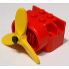 LEGO Airplane Engine Block With Propellor